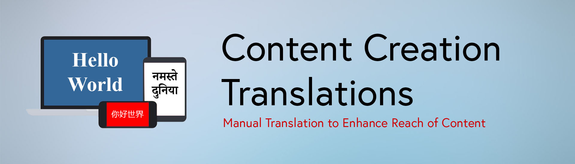 Content Creation - Translations
