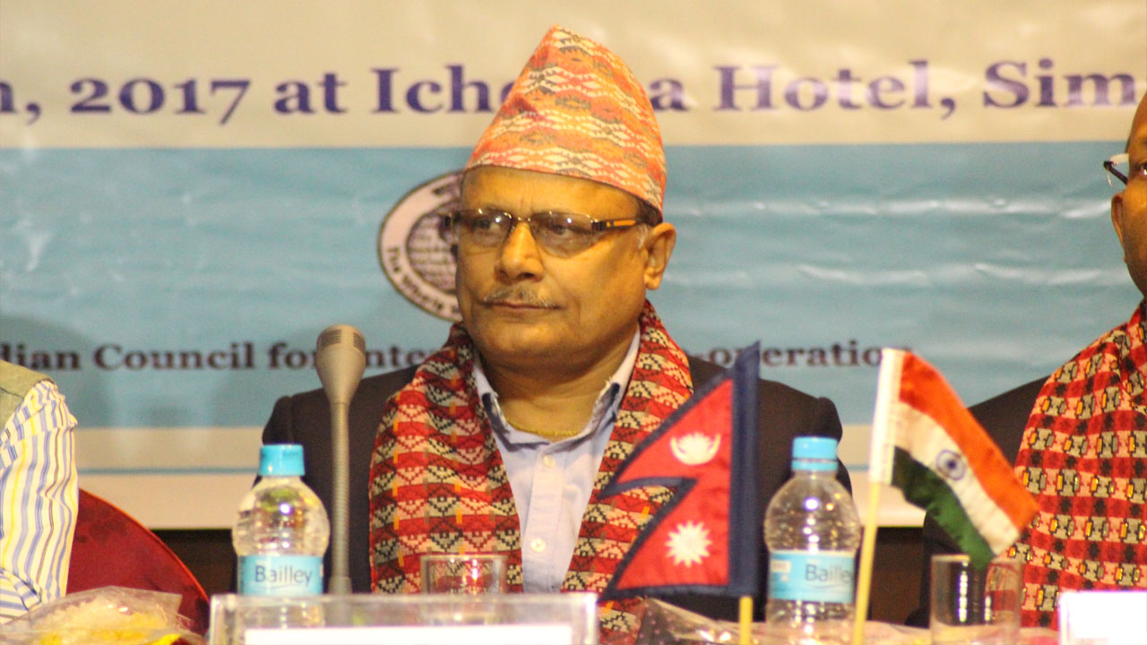 Indo-Nepal Economic Development and Cooperation on 3-5 March, 2017
