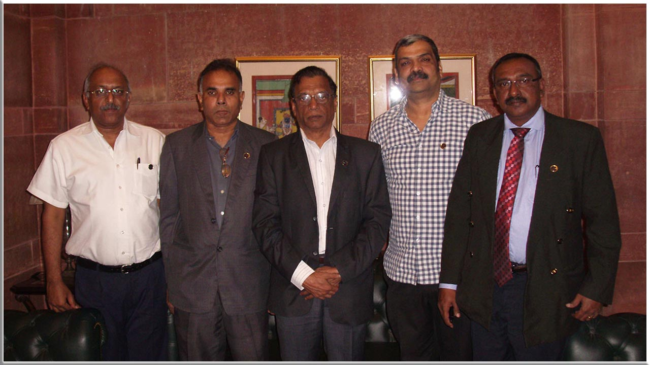 GOPIO and PIOCCI call on Minister of State, Ministry of External Affairs